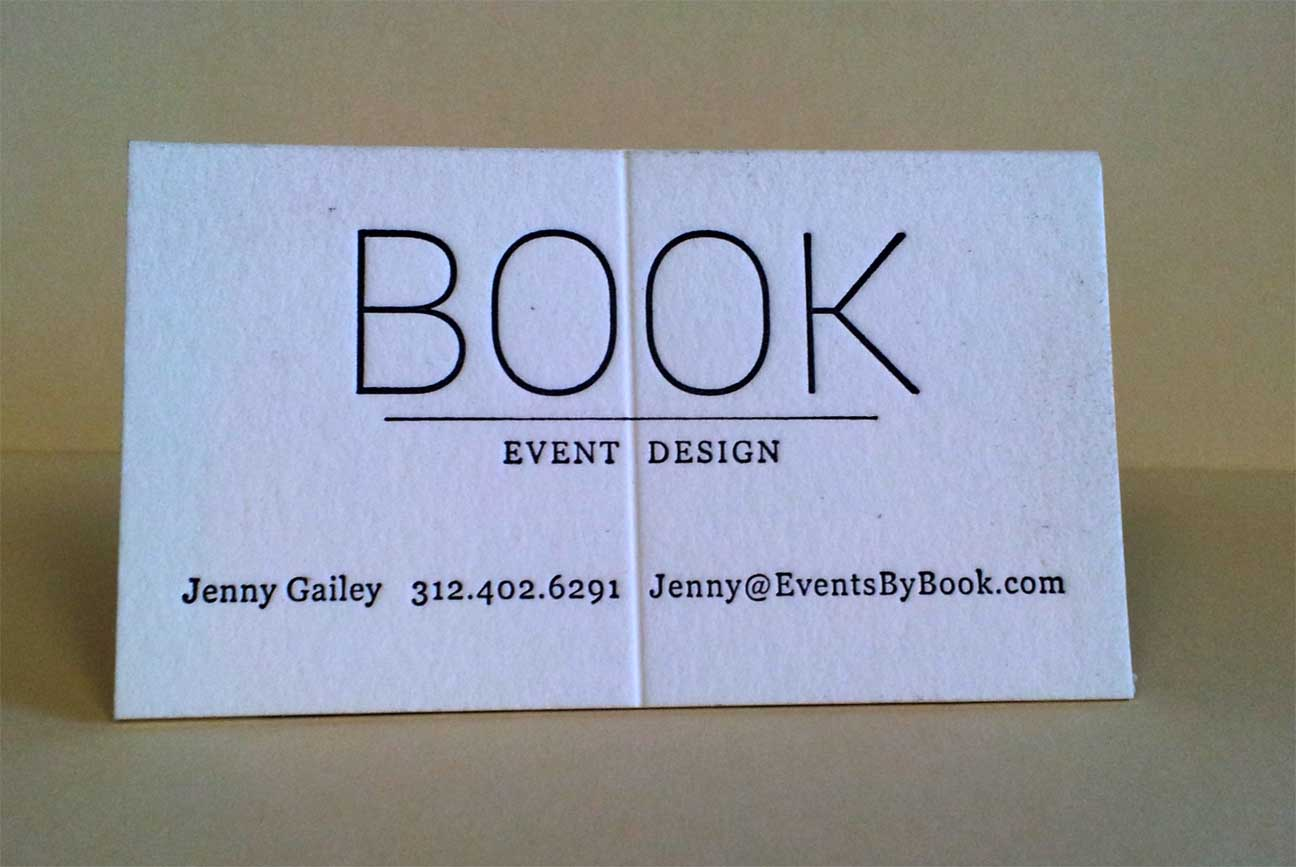 Custom Business Card Design for Owner of Sketch | Locust Street Press
