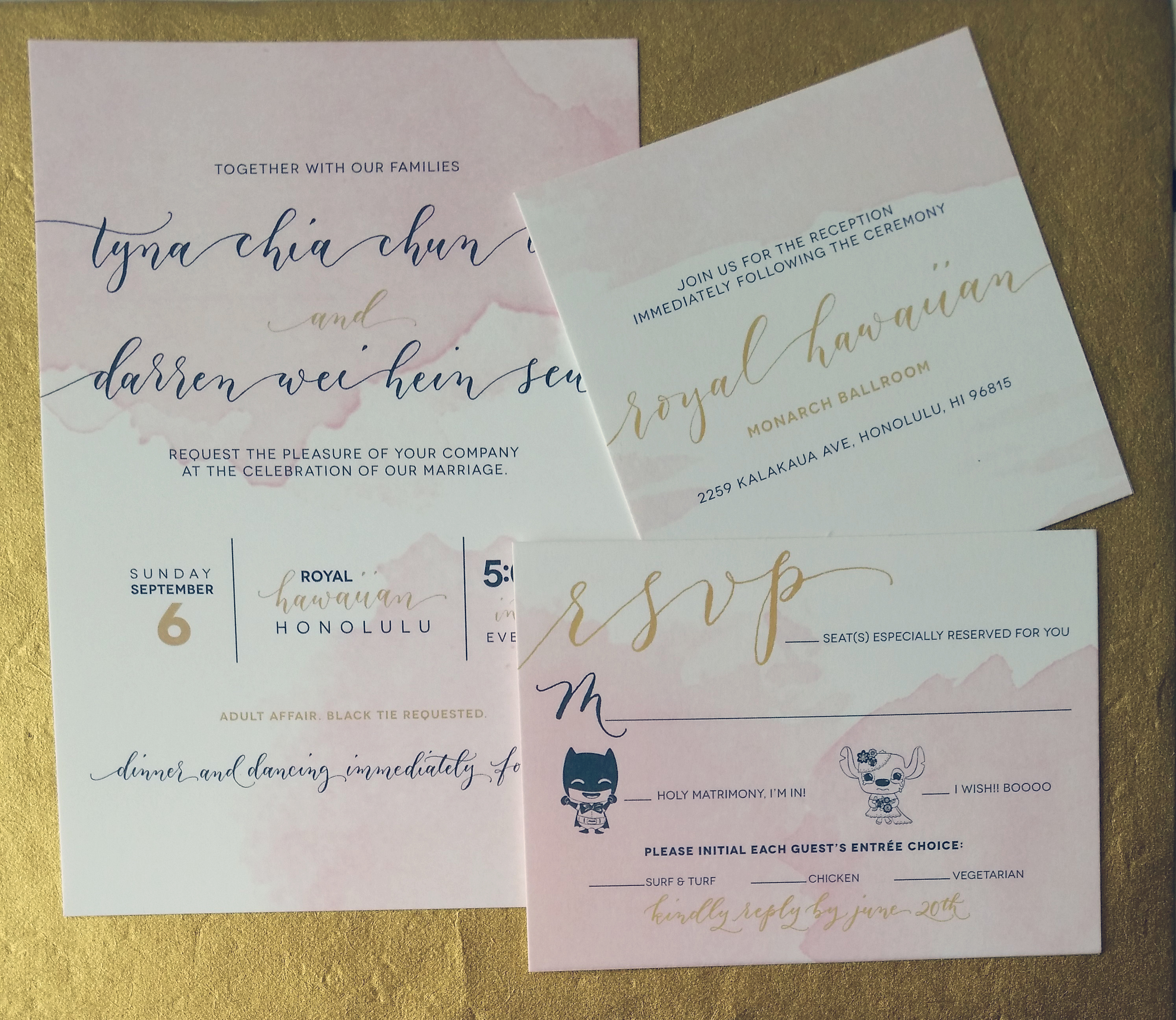 Digital Wedding Invitations. | Locust Street Press